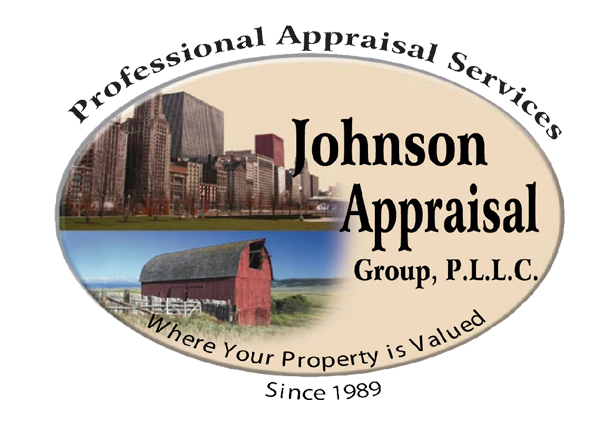 Johnson Appraisal Logo